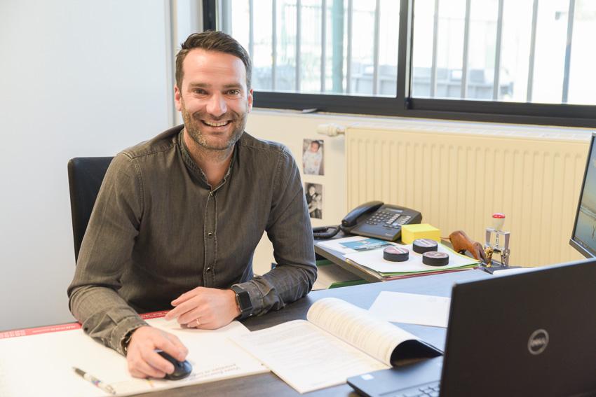 Didier Genthon Chargé d'études