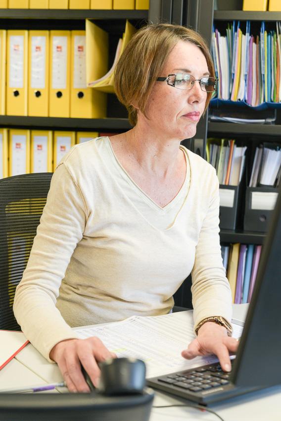 Nadege Rey Assistante administrative