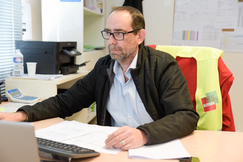 Patrick Menfredi Directeur général