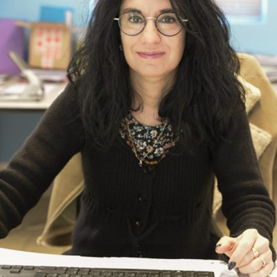 Catherine Pleynet Assistante administrative