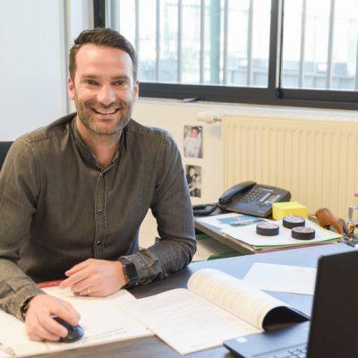Didier Genthon Chargé détudes