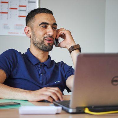 Mourad Gazouli Conducteur de travaux 850px