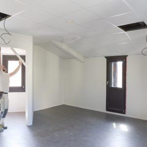 faux plafond CHANEL SAVOIE POSTPROD INSTITUT MEDICO EDUCATIF CHALLES LES EAUXDSC 0543 BD